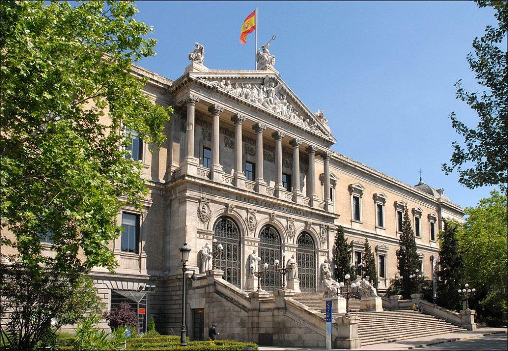 Exposiciones en Biblioteca Nacional de España