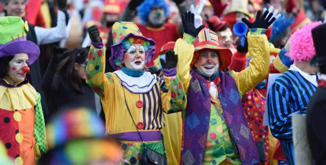 Desfile Carnaval Madrid