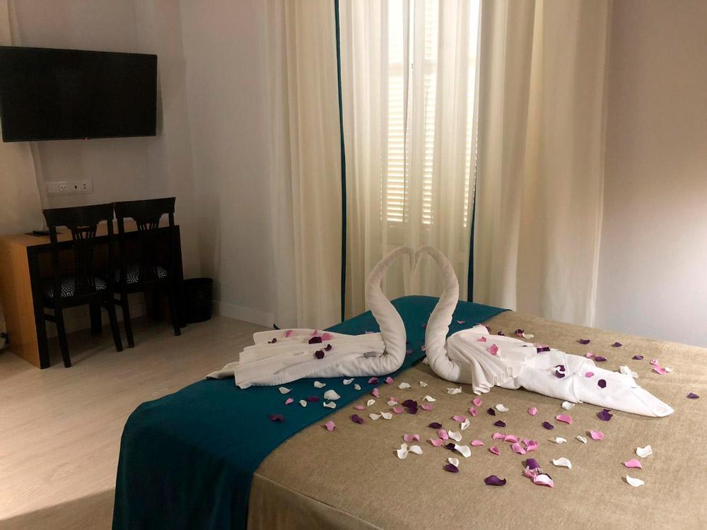 Hotel Escapada Romántica Madrid