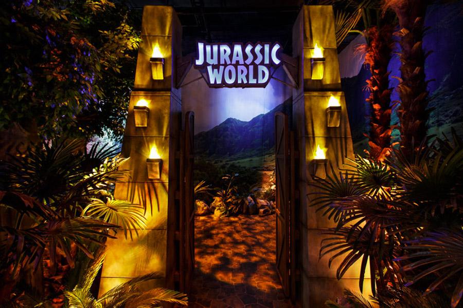 Jurassic World: The Exhibition en Madrid