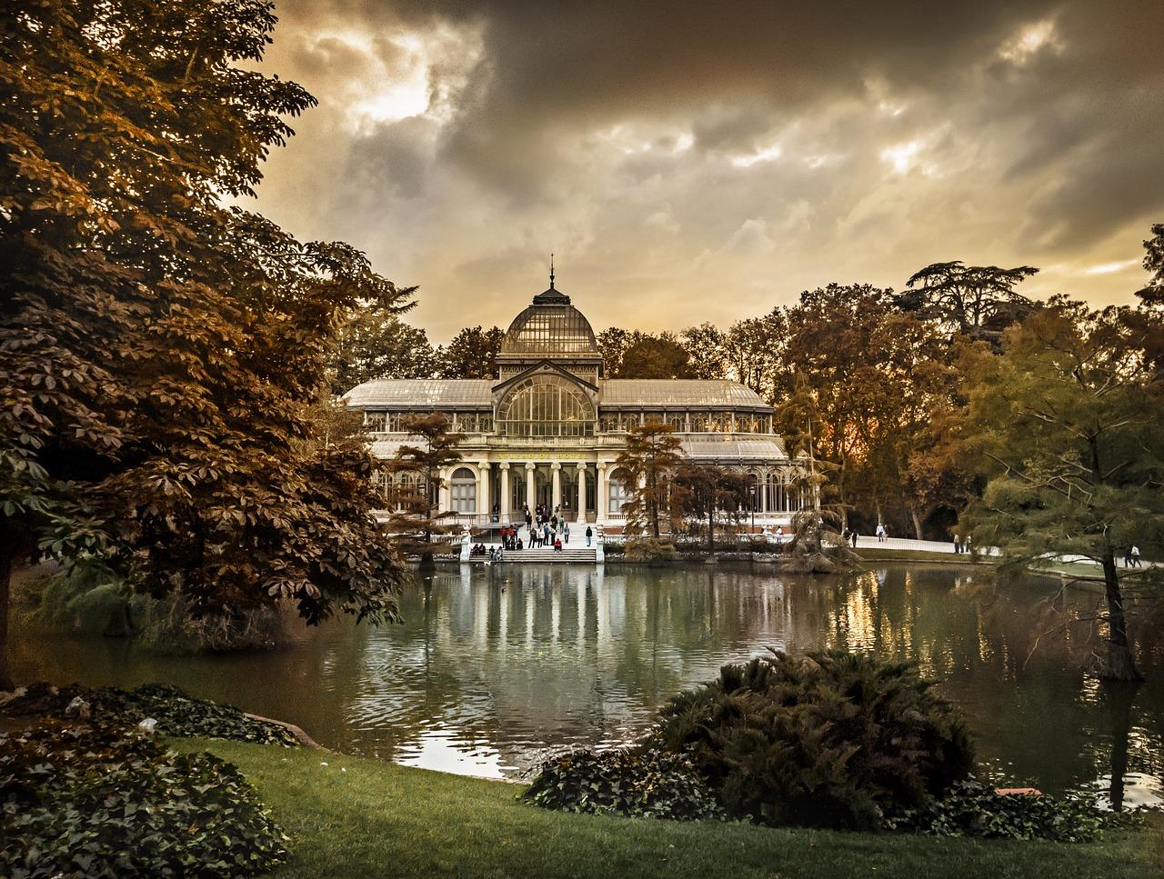 Parques para visitar en Madrid en otoño