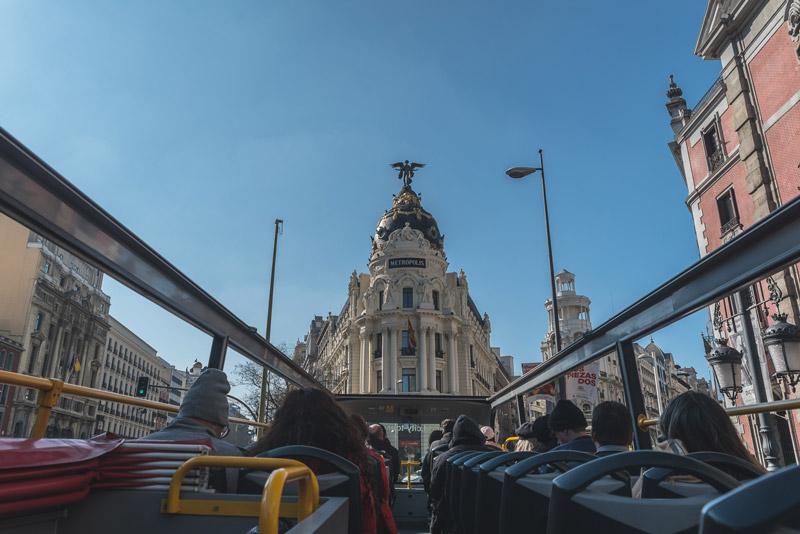 Madrid Puente de Octubre