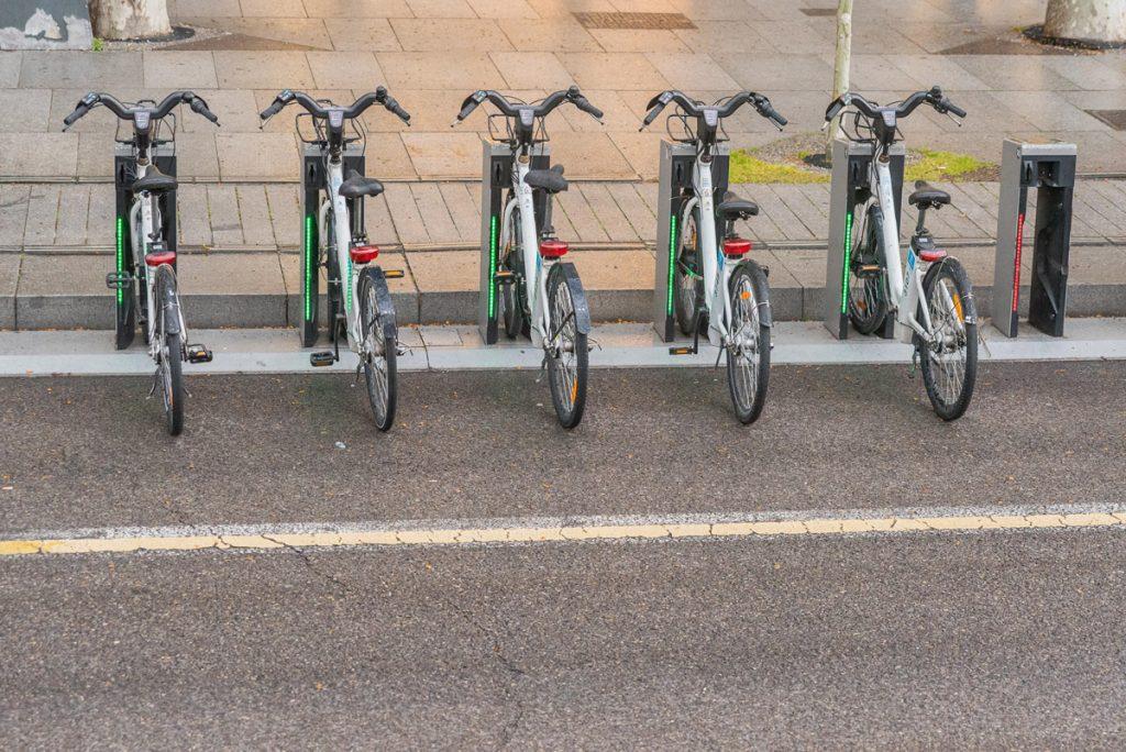 Rutas en bici desde Madrid
