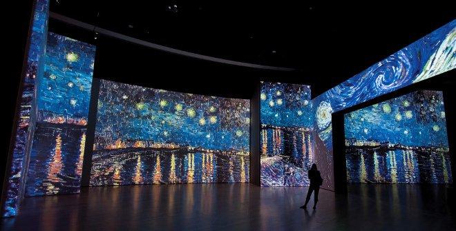 Van Gogh Alive, exposición inmersiva sobre el pintor